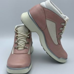 Timberland Lady Field BT Pink/Rose Boots Size 6.5